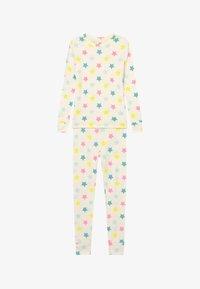 GAP - GIRL STAR SET  - Pijama - snowflake milk - 3