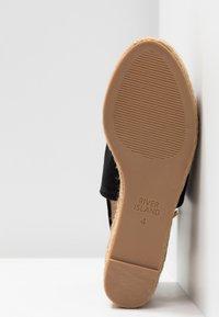 River Island - Højhælede sandaletter / Højhælede sandaler - black - 6