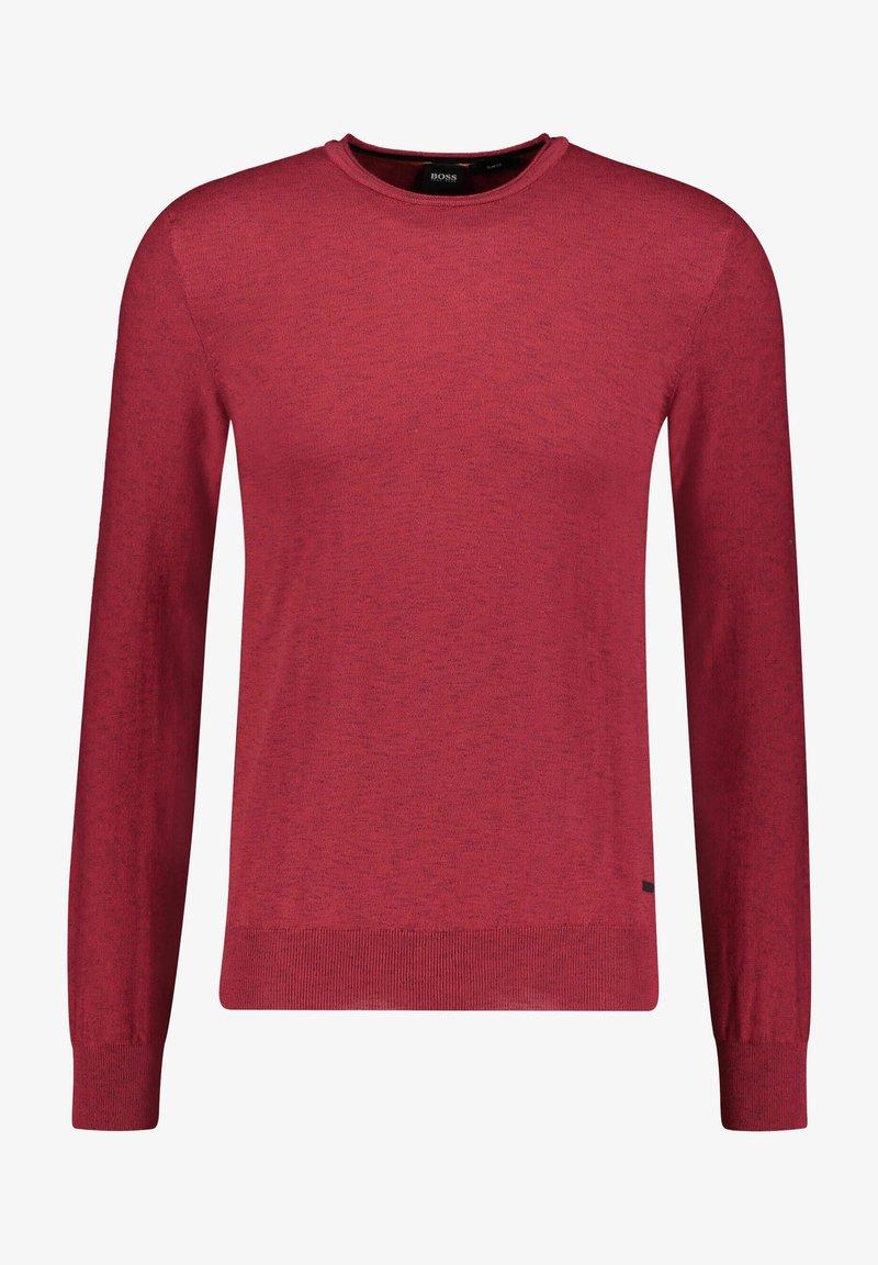 BOSS - AMIOX - Sweatshirt - koralle