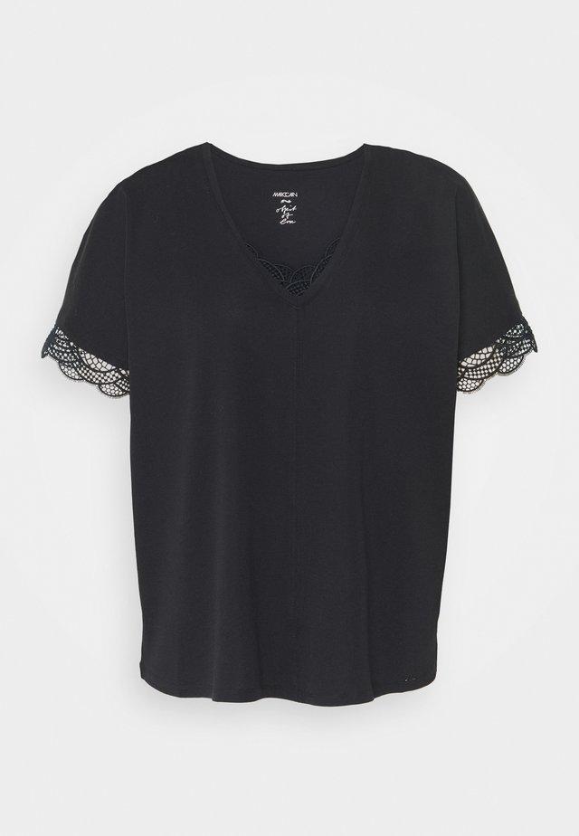 T-shirt basique - midnight blue