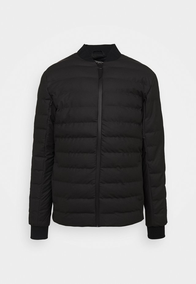 TREKKER JACKET UNISEX - Light jacket - black