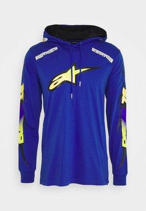 ASTARS-T-JUSTOOD UNISEX - Hoodie - blue