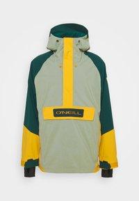 O'Neill - ORIGINAL ANORAK - Hardshell jacket - light green - 6