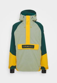 ORIGINAL ANORAK - Hardshell jacket - light green