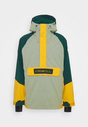 ORIGINAL ANORAK - Hardshell jacket - light green