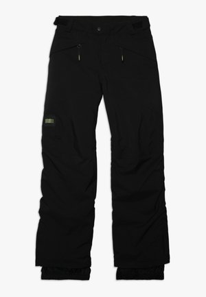 ANVIL PANTS - Skibukser - black out