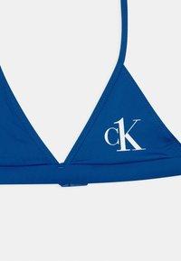 Calvin Klein Swimwear - TRIANGLE SET - Bikini - bobby blue - 2