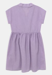 Grunt - JANE CHECK  - Robe chemise - light purple - 1