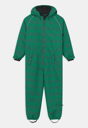 ZIPPER UNISEX - Snowsuit - green