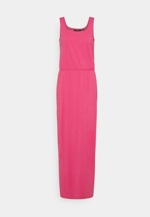 VMADAREBECCA ANKLE DRESS - Maxi dress - honeysuckle