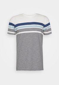 JCOBLUE TEE CREW  NECK - Print T-shirt - white