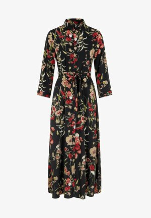 PCROSIA  - Shirt dress - black