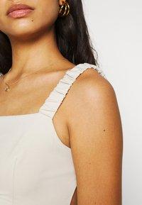Fashion Union - SPIN DRESS - Kjole - cream - 4
