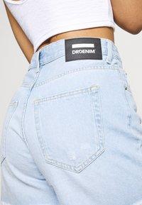 Dr.Denim - NORA - Denim shorts - superlight blue - 4