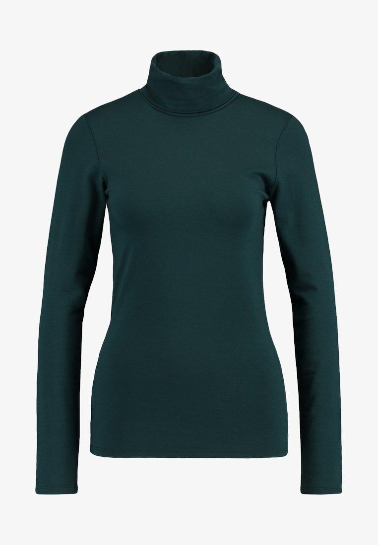 TANNER Langærmede T shirts bottle green