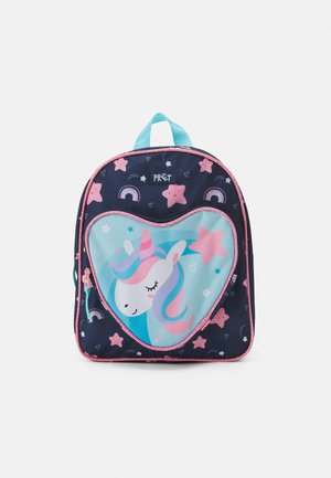 BACKPACK PRÊT LITTLE SMILES UNISEX - Reppu - navy