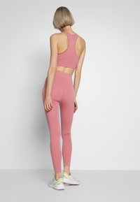 ONLY Play - ONPJAVA CIRCULAR - Tights - dusty rose - 2