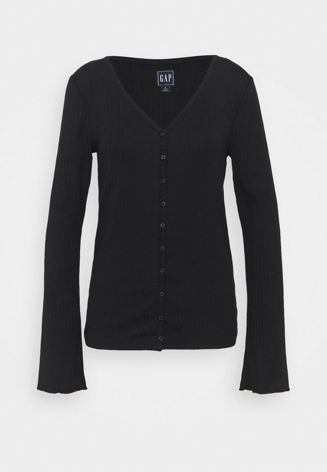 Cardigan - true black