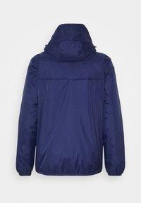 K-Way - UNISEX LE VRAI CLAUDE ORSETTO - Winter jacket - blue depths - 1