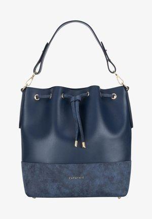 SARAH - Handväska - blau