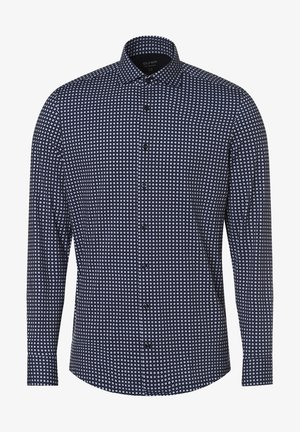 Shirt - marine hellblau