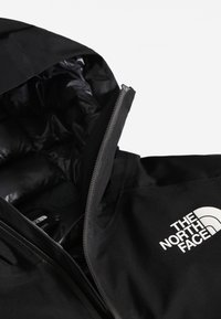 The North Face - M FL ACTIVE TRAIL WINTER DOWN JACKET - Gewatteerde jas - tnf black - 4