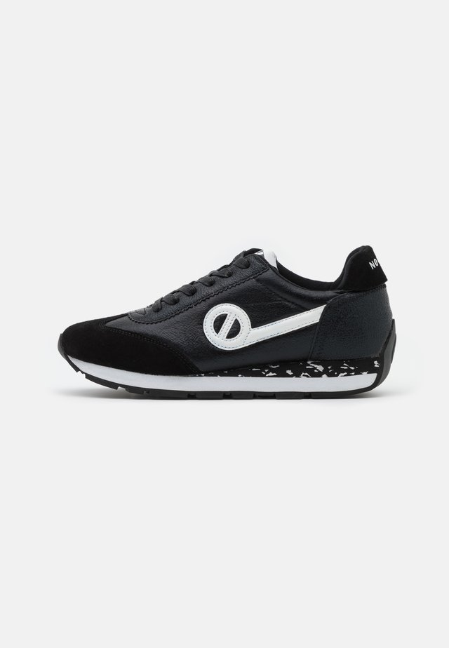 CITY RUN JOGGER - Sneakers laag - black