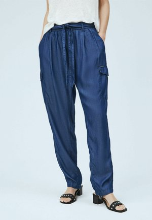 JYNX - Relaxed fit jeans - dark blue