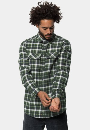 BOW VALLEY - Shirt - green
