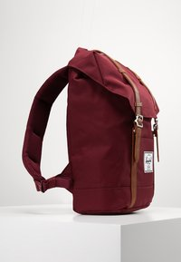Herschel - RETREAT  - Mochila - bordeaux/marron - 3