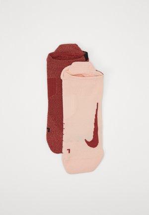 UNISEX 2 PACK - Trainer socks - multicolor
