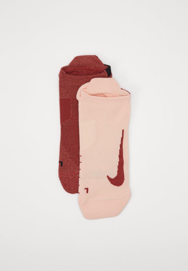 UNISEX 2 PACK - Varrettomat sukat - multicolor