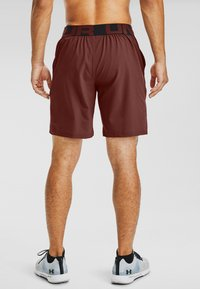 Under Armour - VANISH SHORTS - kurze Sporthose - red - 2