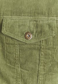 Cotton On - SHEARLING TRUCKER - Light jacket - olive green - 2