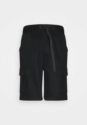 AOKI CARGO  - Short - black