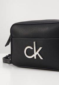 Calvin Klein - CAMERA BAG - Borsa a tracolla - black - 4
