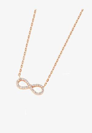 UNENDLICHKEIT  - Necklace - rosegold