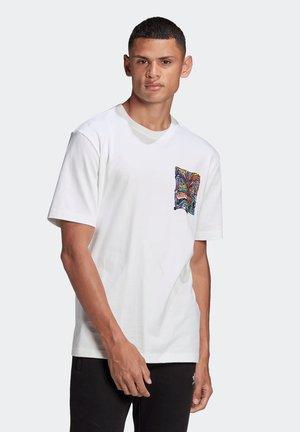 ADV MUNCHMAN T ADVENTURE ORIGINALS REGULAR T-SHIRT - Printtipaita - white