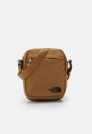 CONVERTIBLE SHOULDER BAG UNISEX - Sac bandoulière - utility brown/black