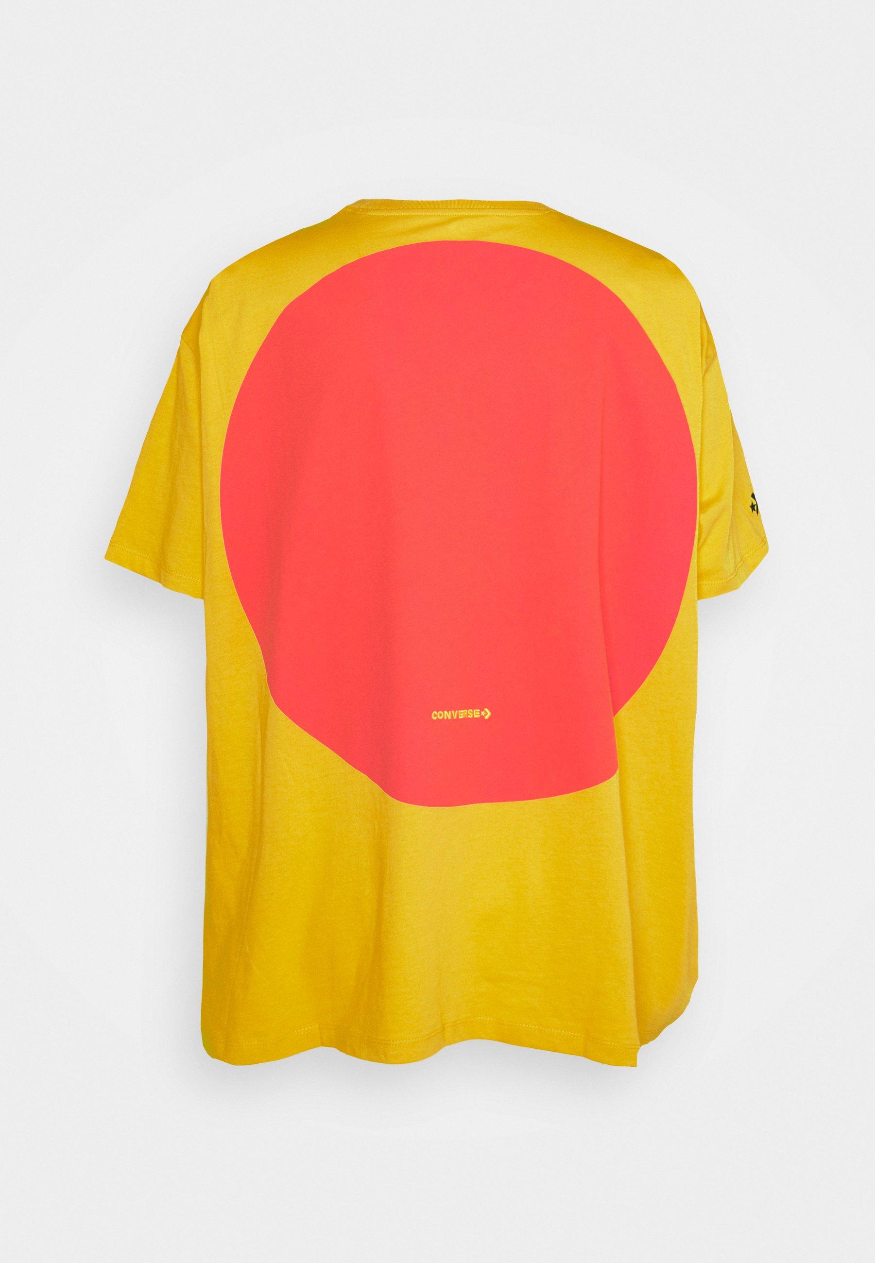 Homme SHAPES GRAPHIC BOX TEE UNISEX - T-shirt imprimé