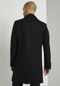 TOM TAILOR - Classic coat - dark grey wool jacket - 2