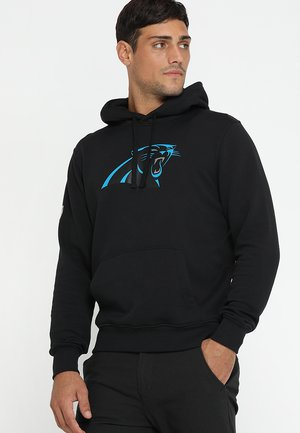 CAROLINA PANTHERS HOODIE - Sweatshirt - black