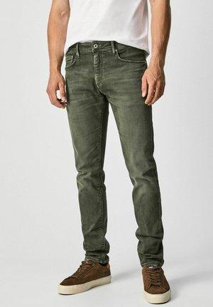 STANLEY - Slim fit jeans - range