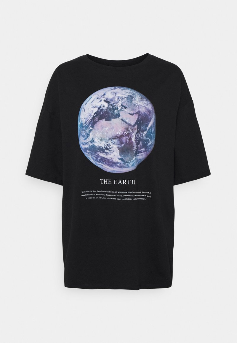 Even&Odd - T-shirts print - black