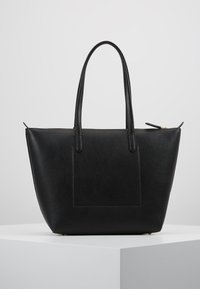 Lauren Ralph Lauren - PEBBLE GRAIN KEATON - Handbag - black - 2