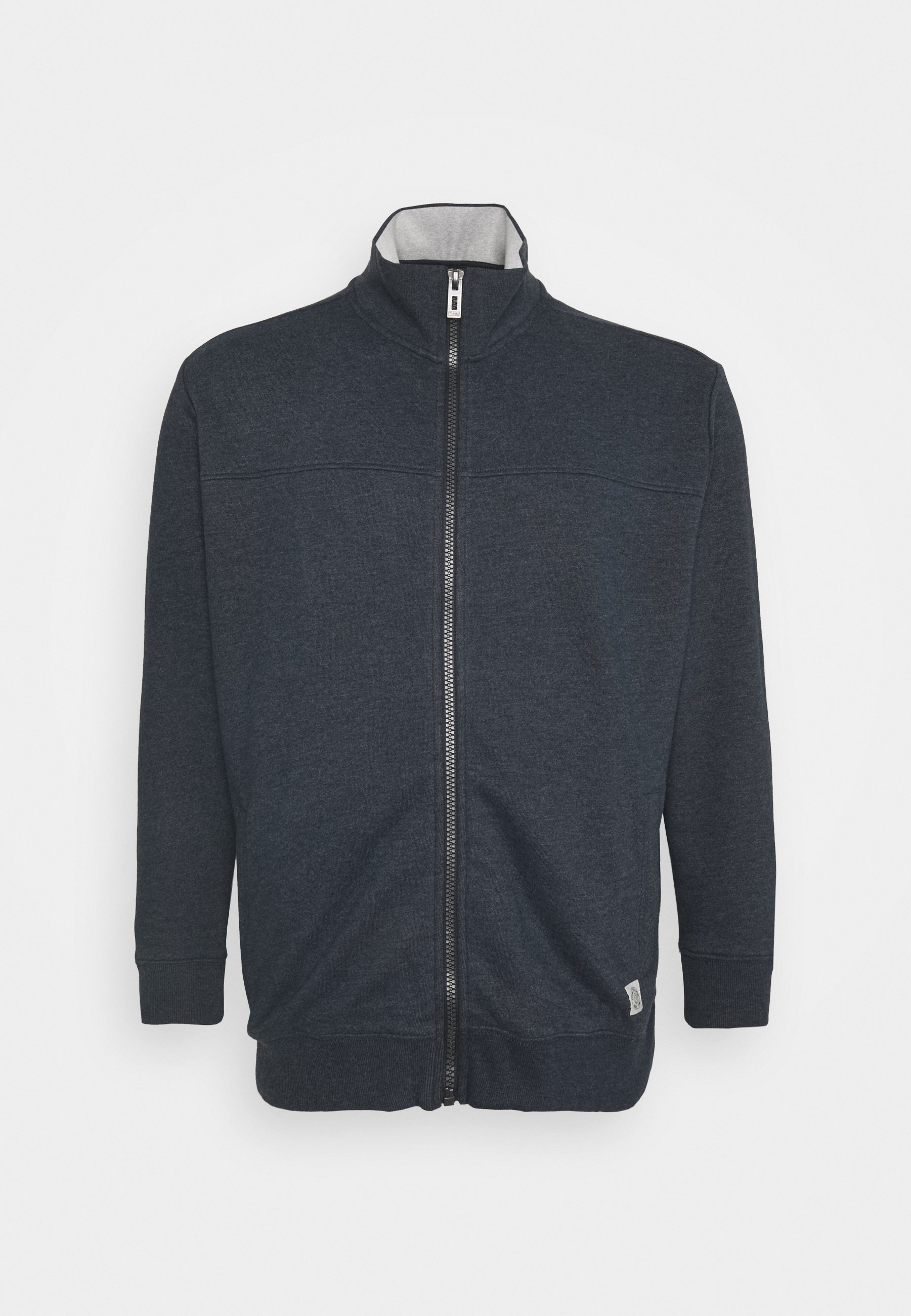 Men JACKET WITH CUTLINE - Zip-up sweatshirt
