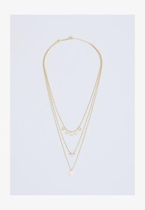 NECKLACE CAROL - Necklace - gold-coloured