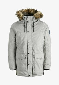 Produkt - Winter coat - light grey melange - 4