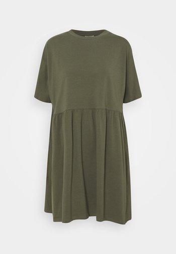 NMKERRY SHORT DRESS - Jerseykjoler - kalamata