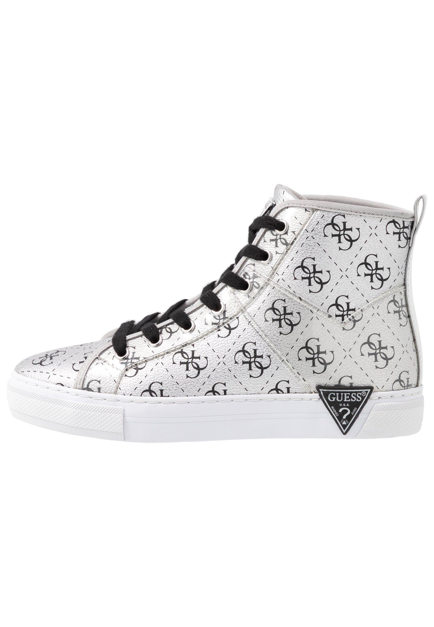 GABRI Sneaker high silver